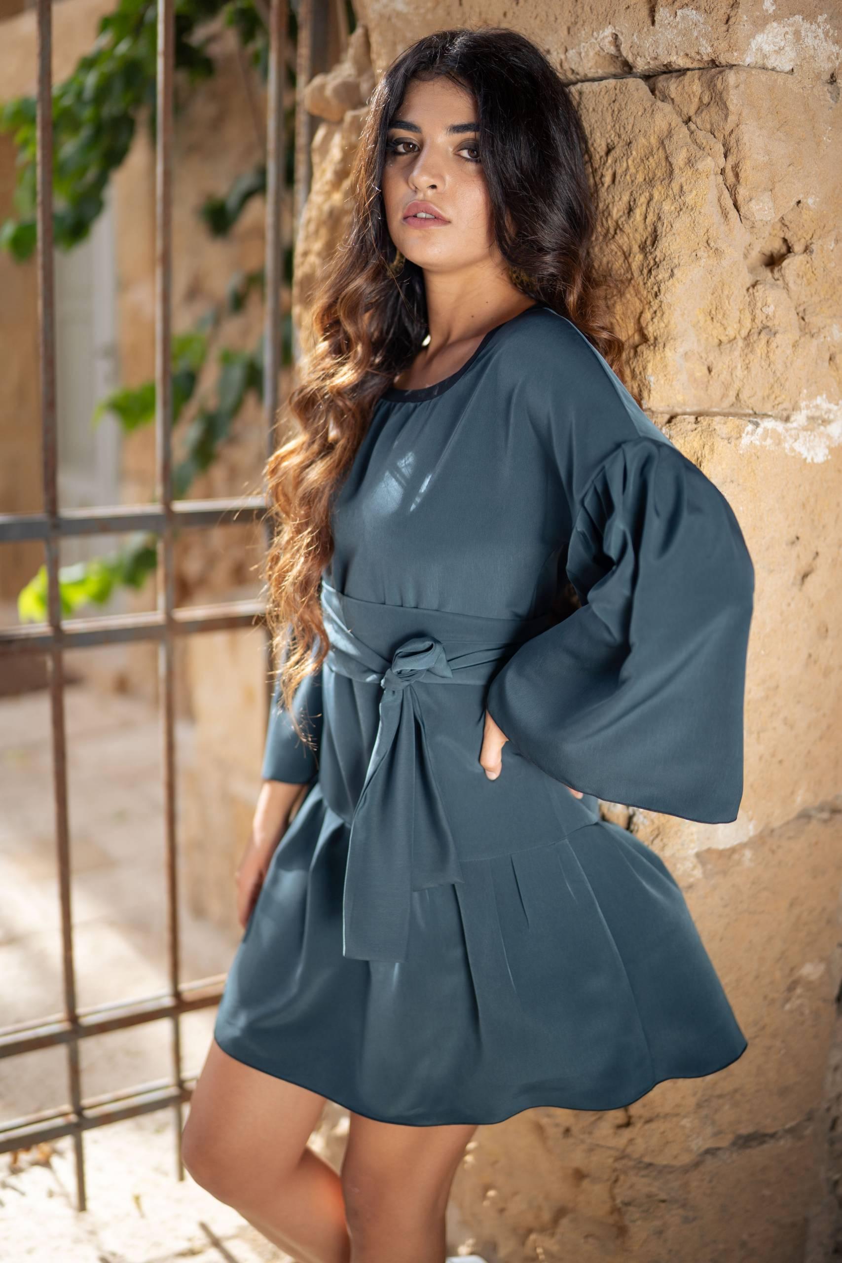 Fashion Abiti Donna madeinItaly sicilia Online Collezione Autunno Inverno 2021 Elio Fronterre Limited Edition Remix 2 scaled